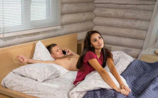 poor communication make men to pull away