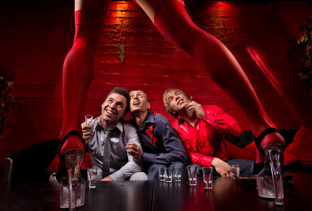 How To Frequent Strip Clubs Without Getting Your Woman Pissed Off