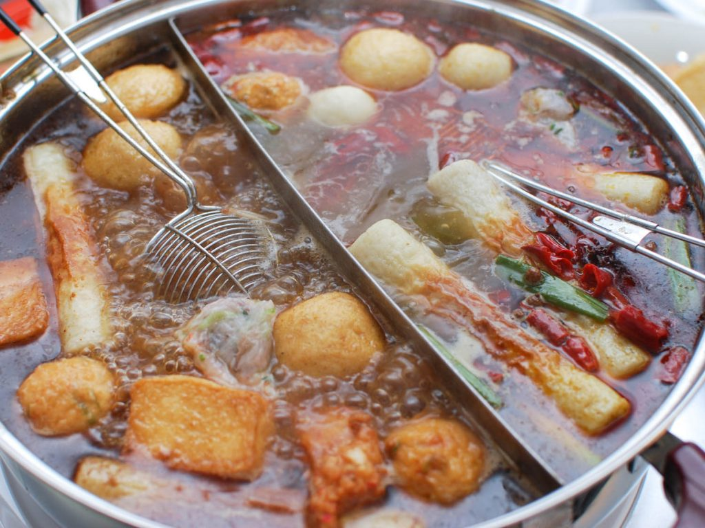 Chinese Hotpot recipe picture