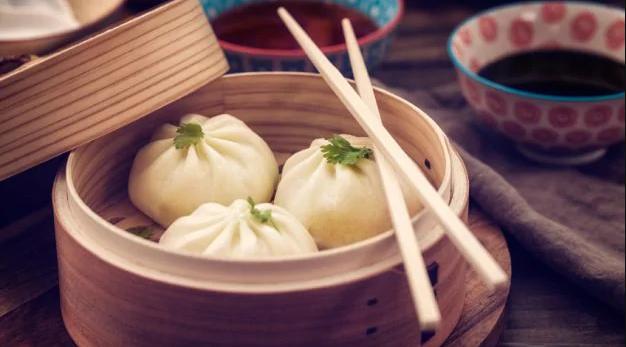 Dim Sum Chinses Dishes