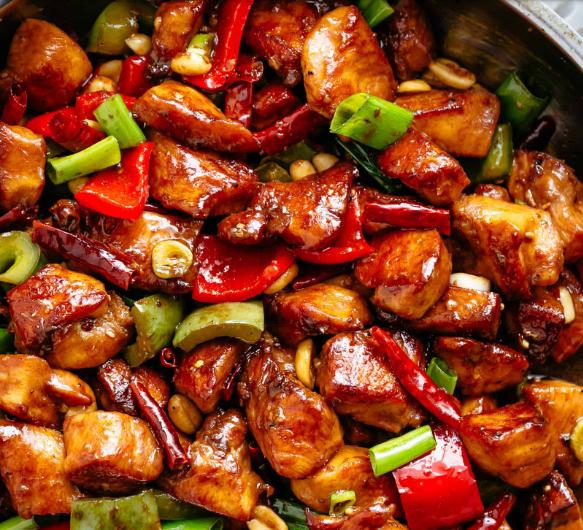 Kung Pao Chicken recipe 宫保鸡丁