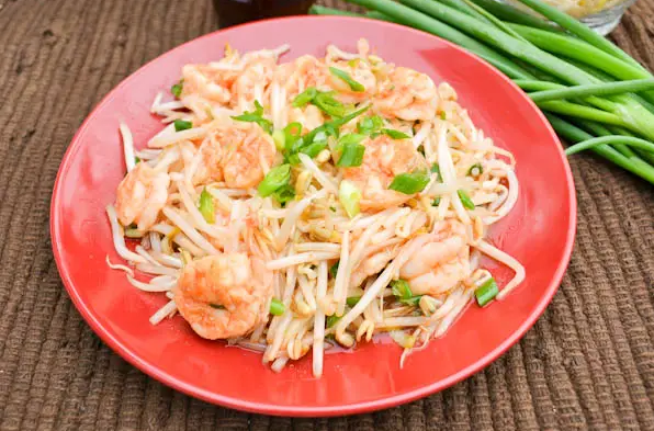 Shrimp and Bean Sprouts pictures
