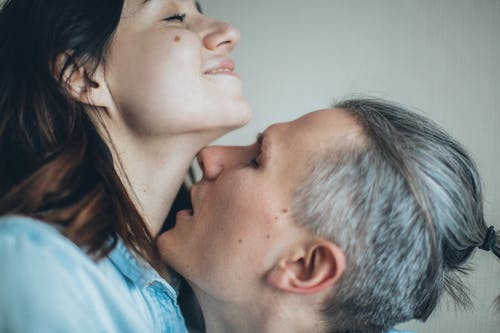 how to kiss well